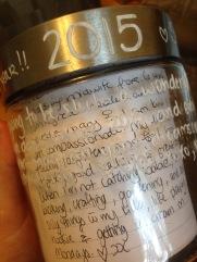 My Accomplishment Jar