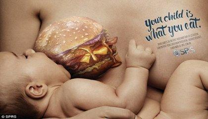 breastfeeding-ad-cheeseburger